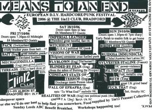 MTAE 2006 flyer