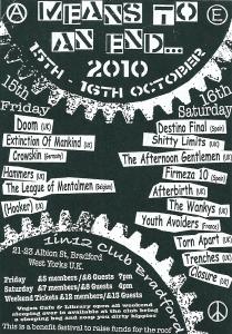 MTAE 2010 flyer